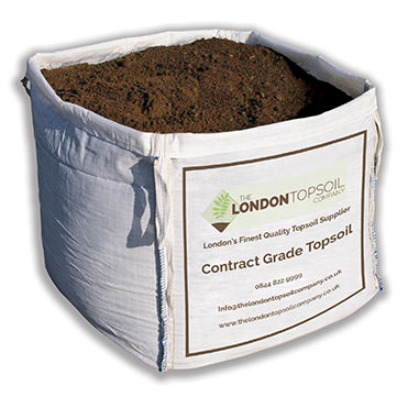 Contract Grade Topsoil